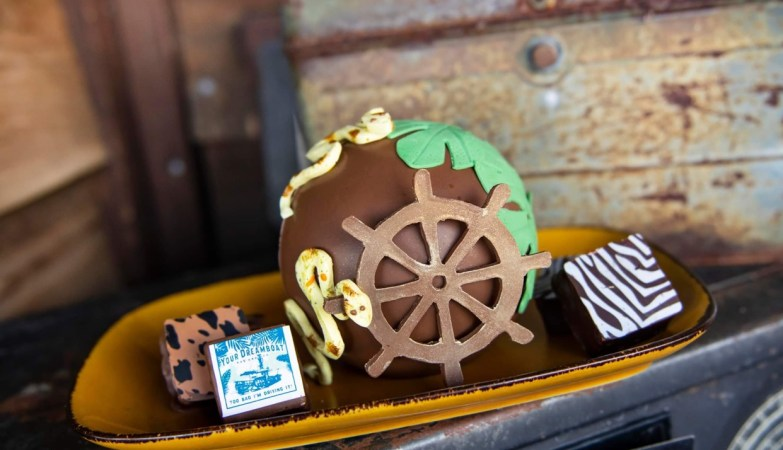Satisfy your sweet tooth with new Jungle Cruise Pinata at Disney Springs 1