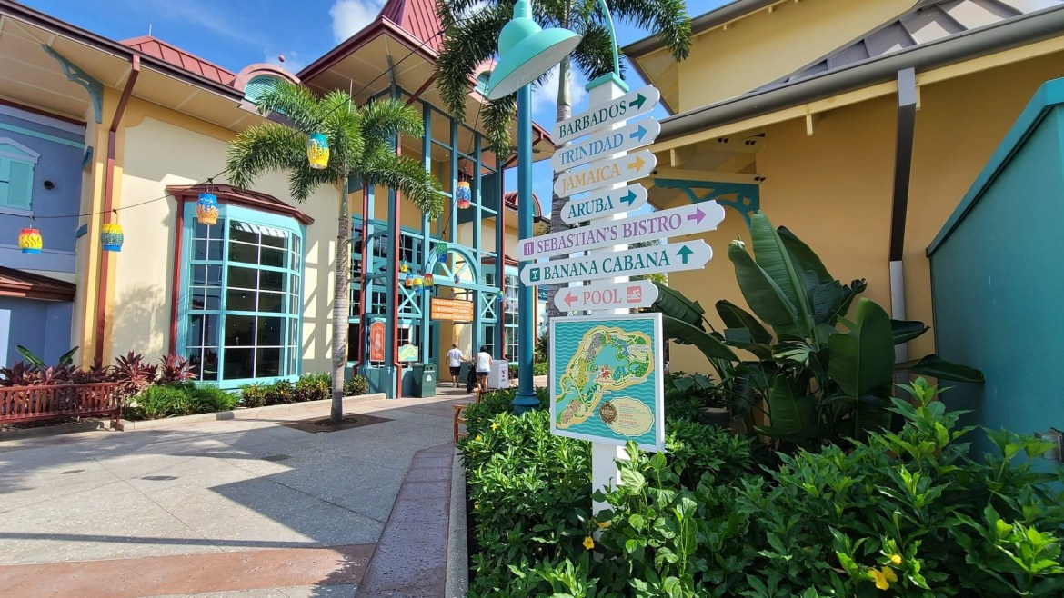 Bell Service Changes for guests with split stays at Disney World