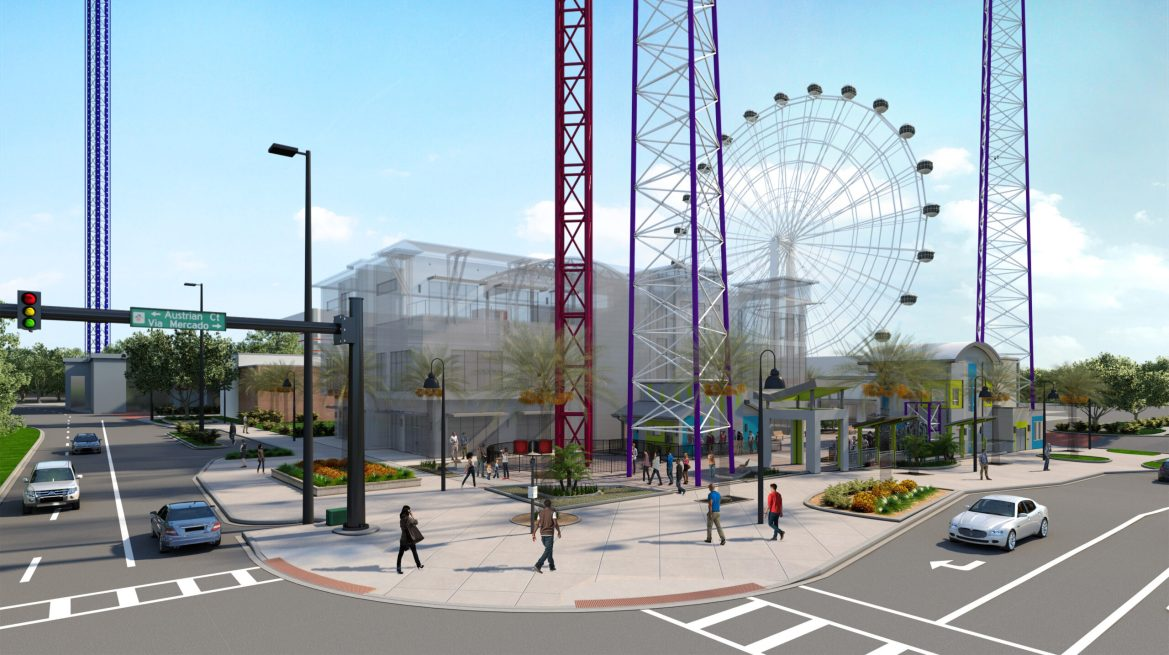 ICON Park on scheduled to open World's Tallest Attractions this December.