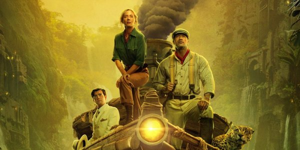 Spoiler-Free Review of Disney's 'Jungle Cruise'