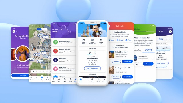 Disneyland Paris offers paid Fast Passes and more with new digital update 2