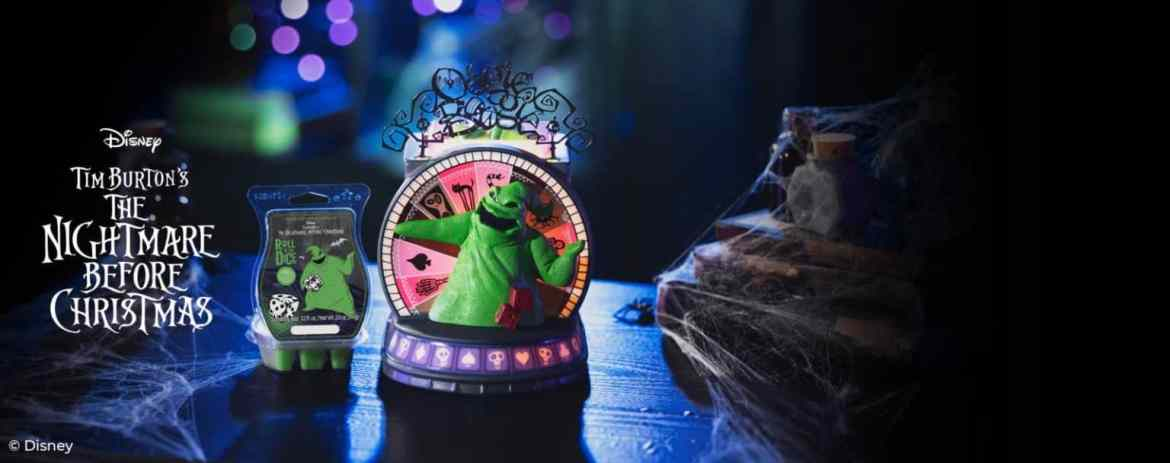 New Nightmare Before Christmas Scentsy Collection Coming Soon