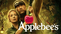 Get a Free Movie Ticket for Disney's 'Jungle Cruise' by Eating at Applebee's 13