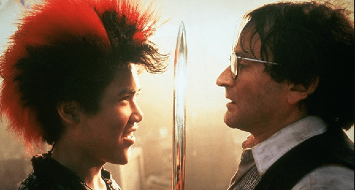 'Hook' Star Dante Basco Honors the Late Robin Williams in Heartfelt Birthday Post