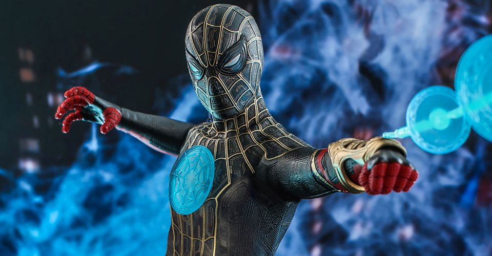"""New Spider-Man Suit Features """"Doctor Strange-Like"""" Abilities"""