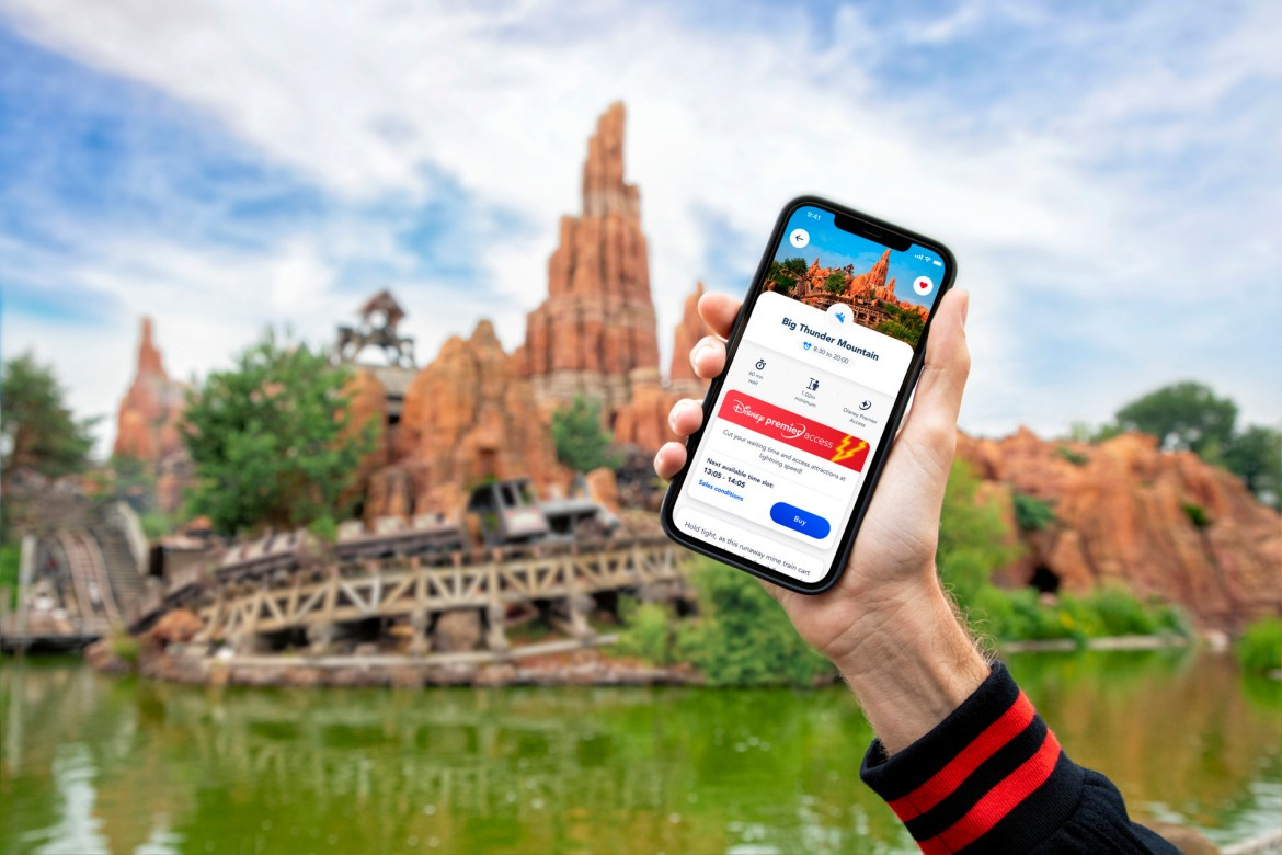 Disneyland Paris offers paid Fast Passes and more with new digital update