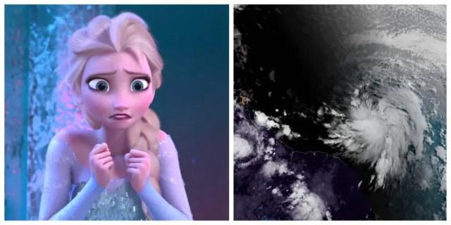 Tropical Storm Elsa sets her eye on Florida 1