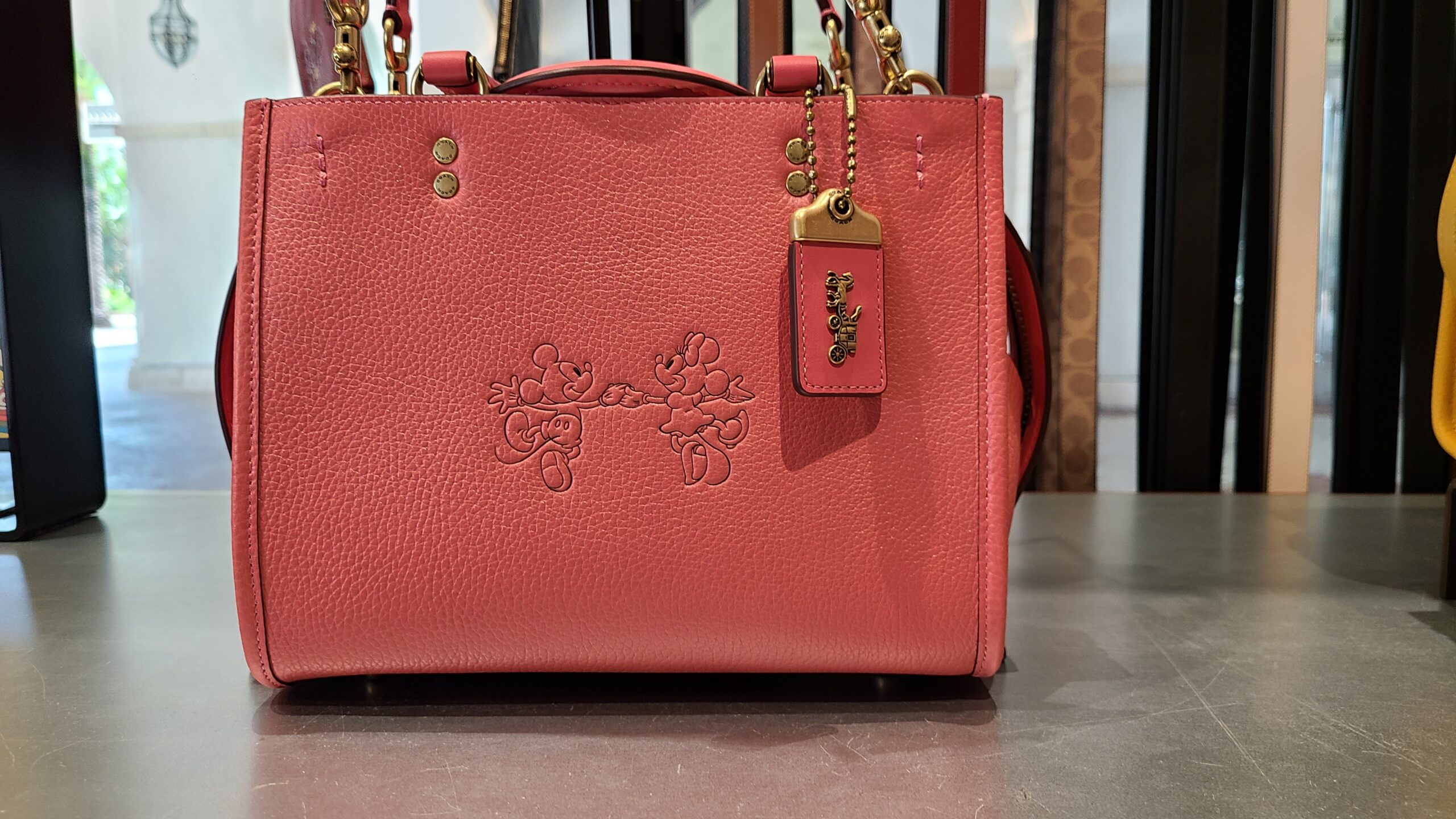 New Mickey & Minnie Coach Collection spotted at Disney Springs 5
