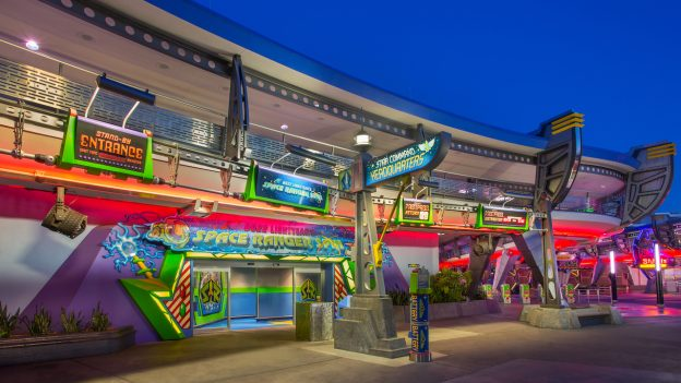Magic Kingdom's Buzz Lightyear's Space Ranger Spin Closing for Refurbishment starting on July 20th