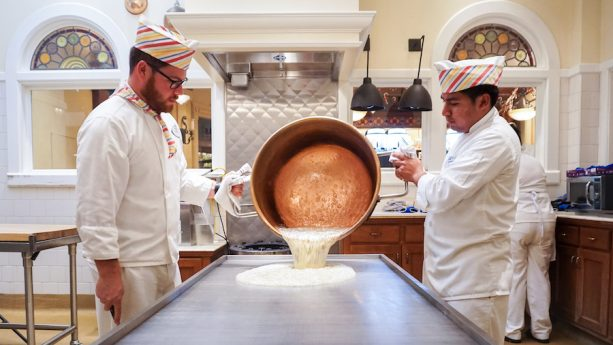 Disneyland is looking for Part Time Candy Makers