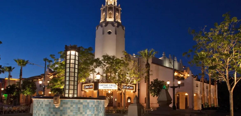 Carthay Circle Restaurant Reopening next week