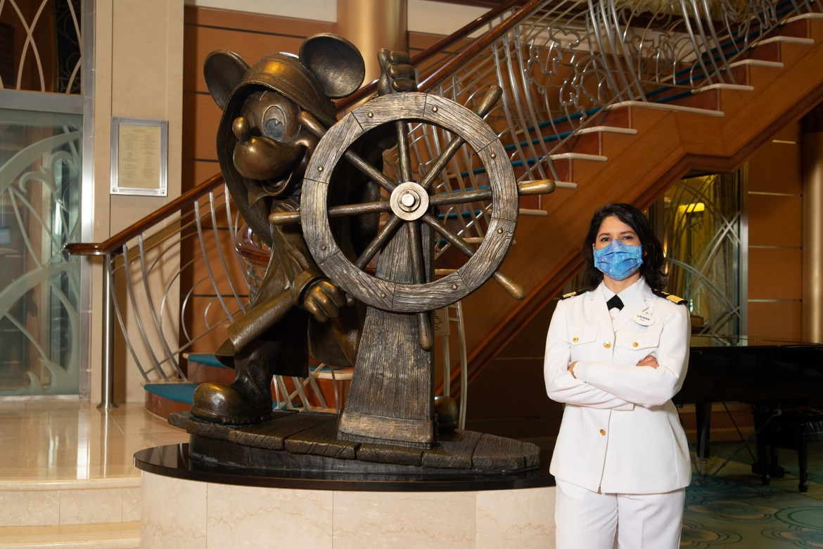 Disney Cruise Line hires first Public Health Officer