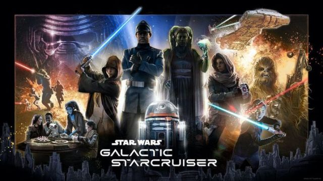 First Look at the Poster for Star Wars: Galactic Starcruiser 1