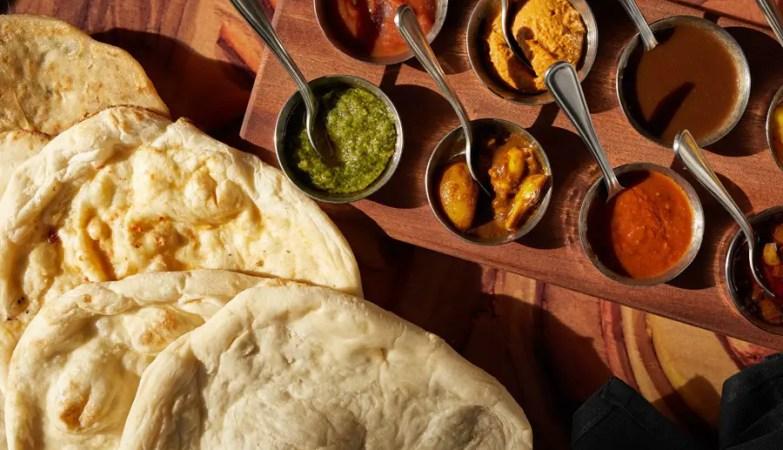 Naan Bread Sanaa