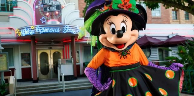 Minnie's Halloween Dine returning next month to Hollywood & Vine 1