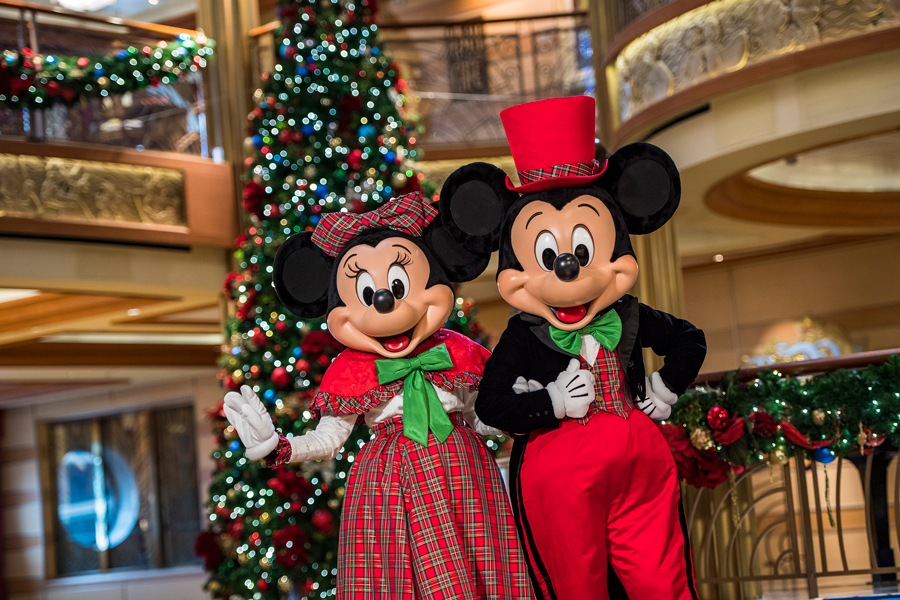 Very Merrytime Cruises returning to Disney Cruise Line in 2021!
