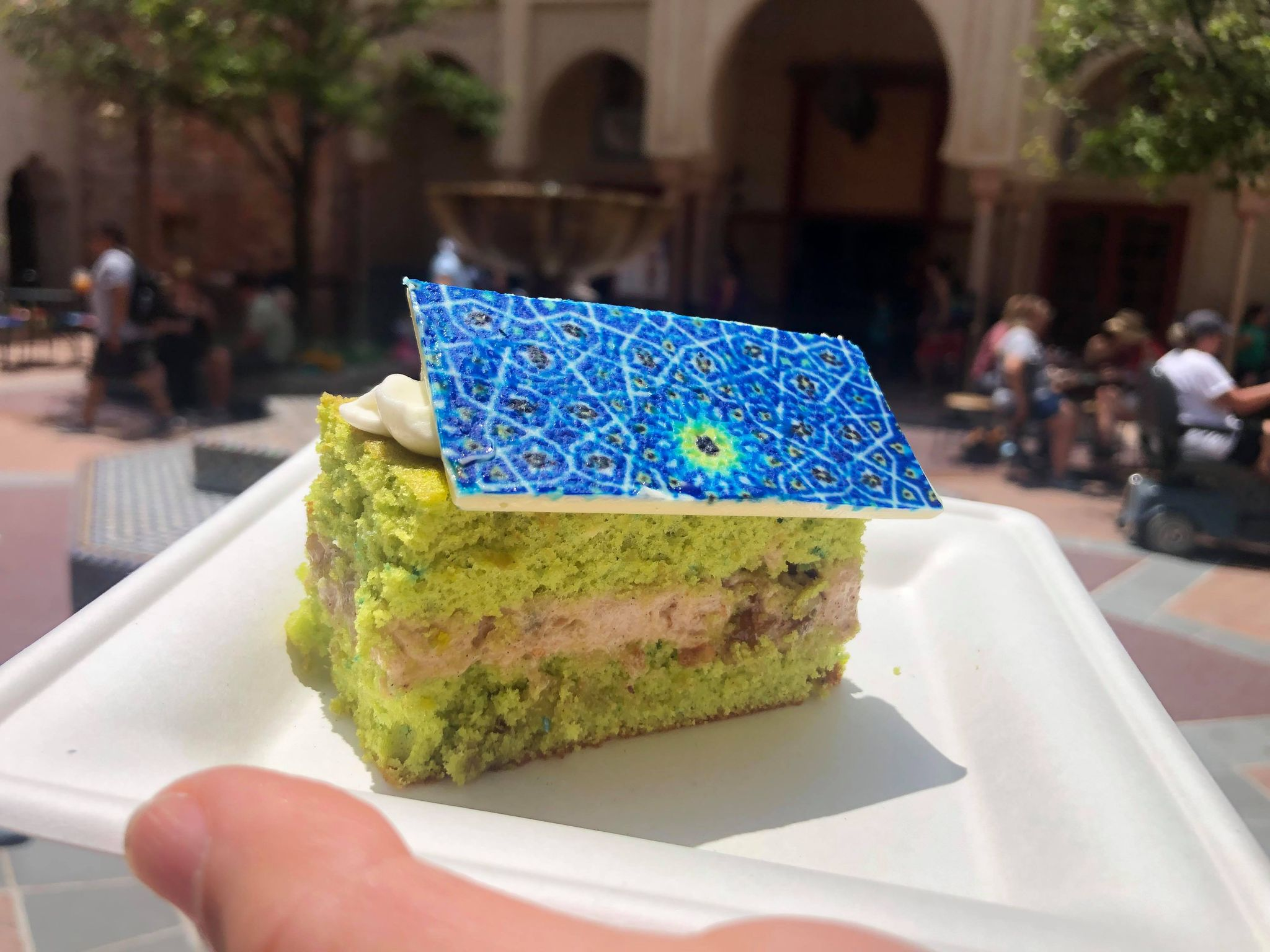 Tangierine Café: Flavors of the Medina Opens for Epcot Food & Wine Festival 8