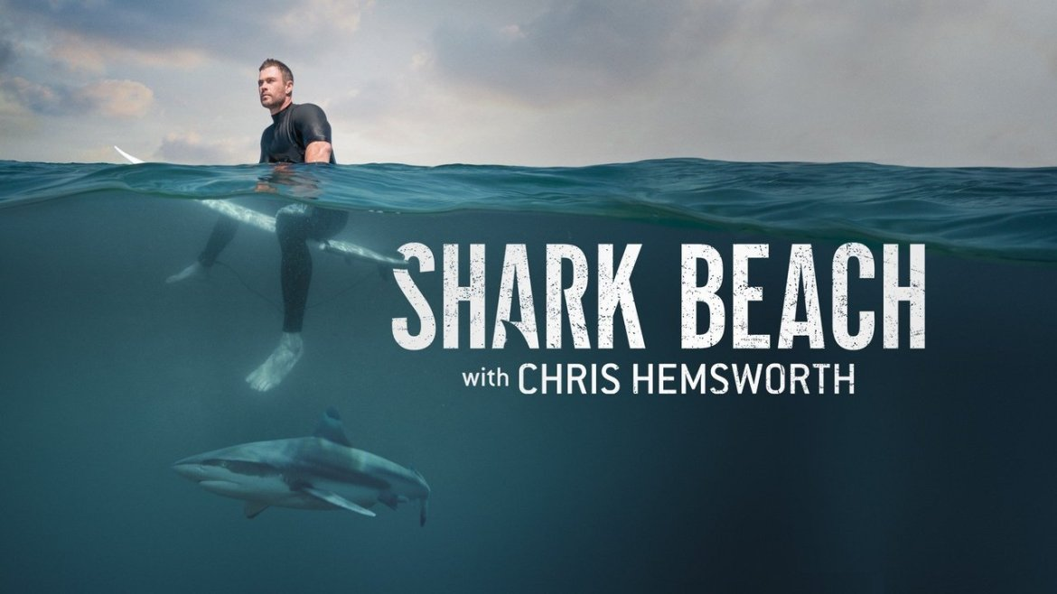 National Geographic and Chris Hemsworth Team Up to Kick-Off SharkFest 2021