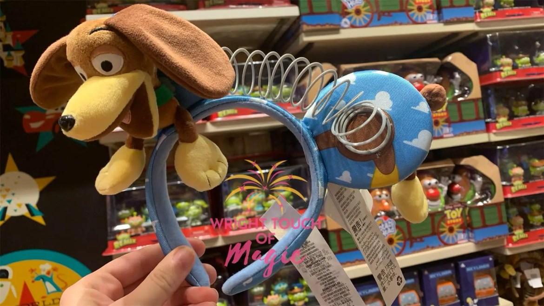 New Slinky Dog Headband Spotted at Disney World