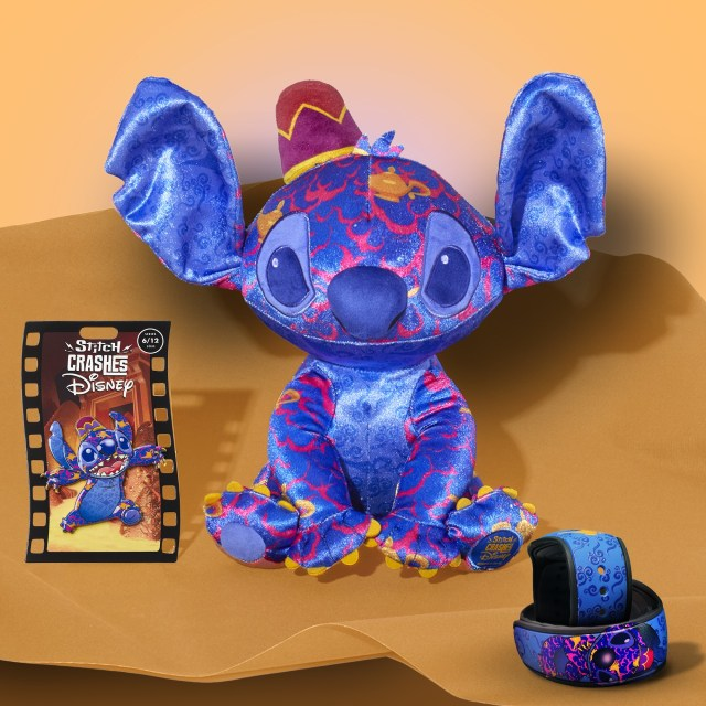 Aladdin Stitch Crashes Disney Collection Coming to World of Disney Today 1
