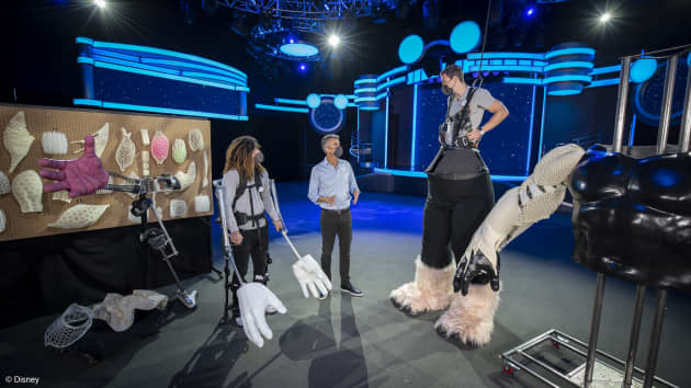 Disney Developing New Exoskeleton for Character Meet and Greets at the Disney Parks