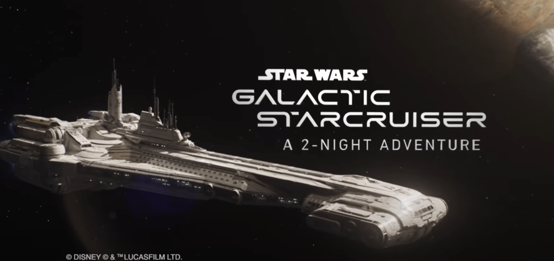 Star Wars: Galactic Starcruiser will Depart for a Galaxy Far, Far Away Beginning March 1, 2022