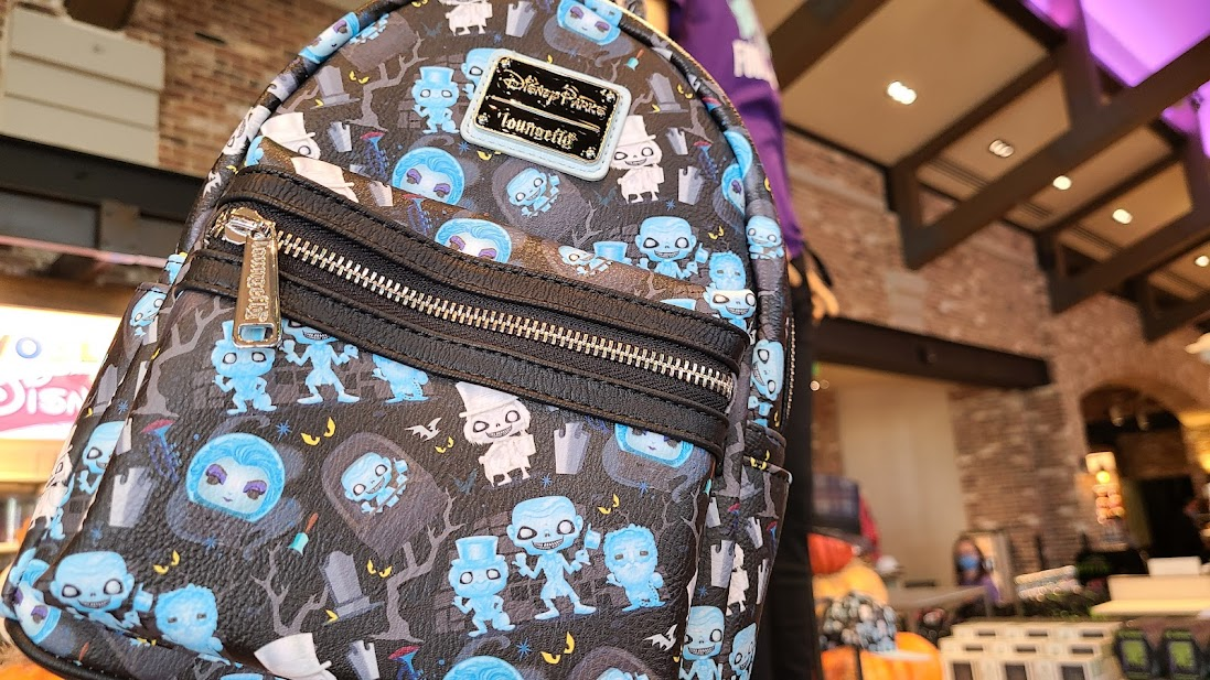 Fright-tastic Haunted Mansion Loungefly Collection