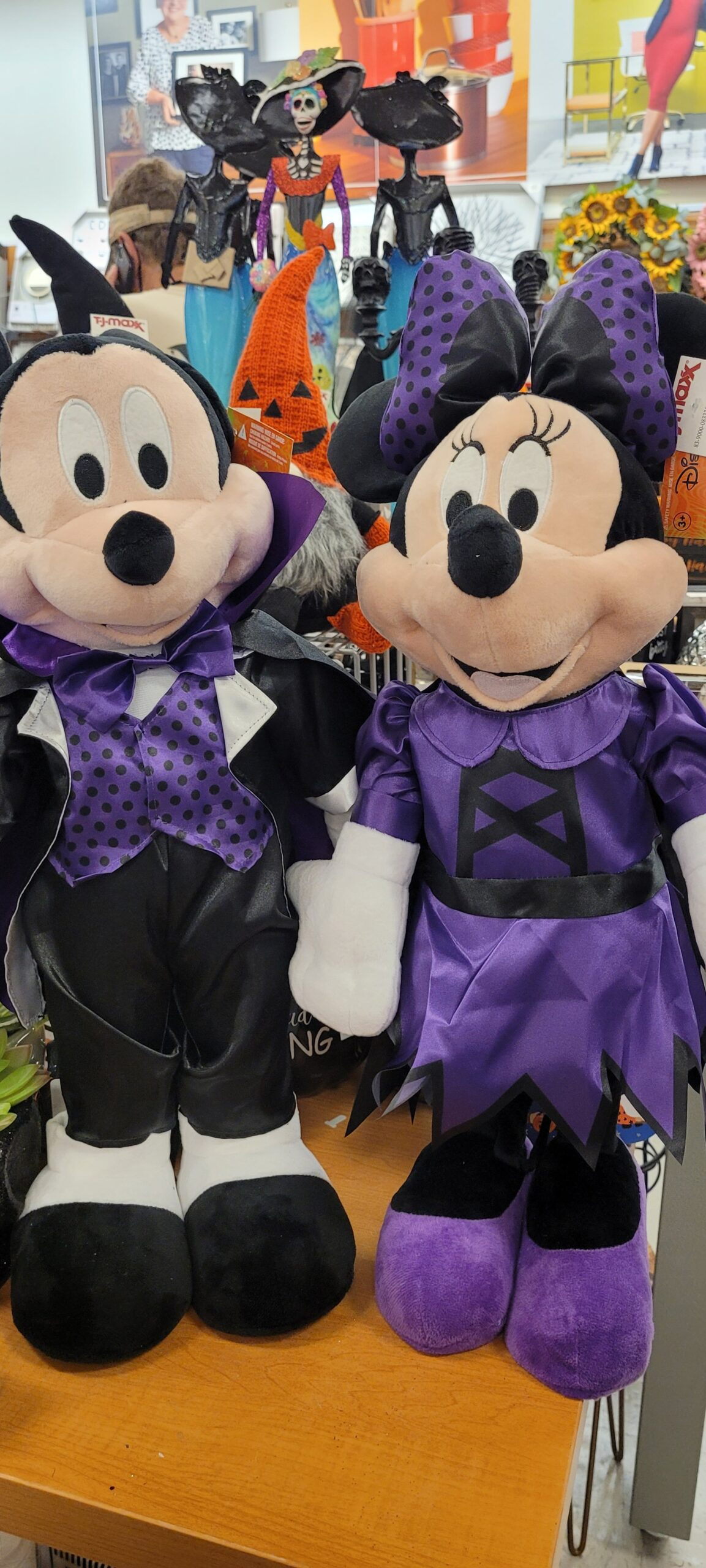 Disney Halloween Finds At Home Goods and TJ Maxx 12