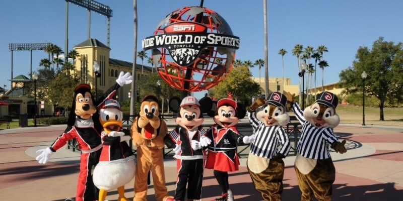 Registration is now open for 2022 Spring Training at Disney's Wide World of Sports