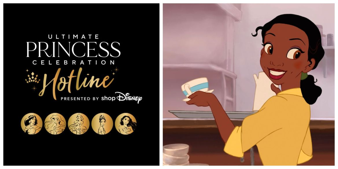 Disney's Launching a Princess Hotline For Kids