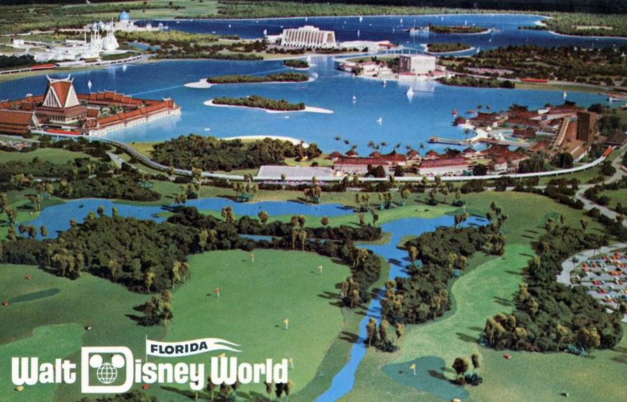 A look back on the Walt Disney World Preview Center
