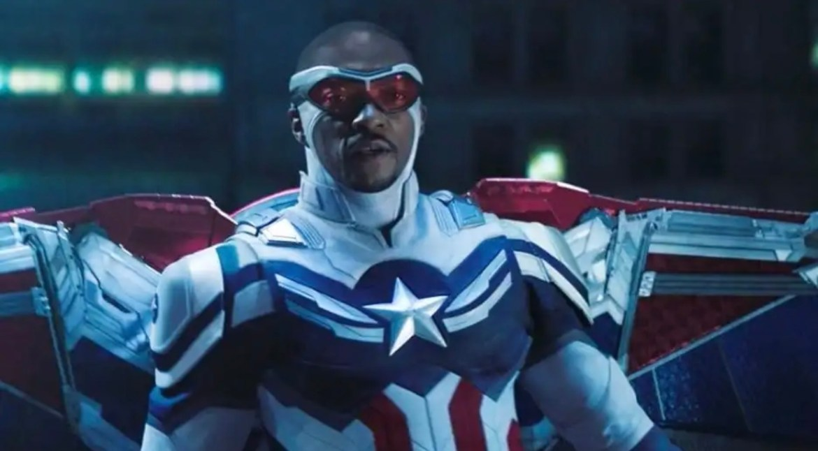 Anthony Mackie signs contract for making Captain America 4