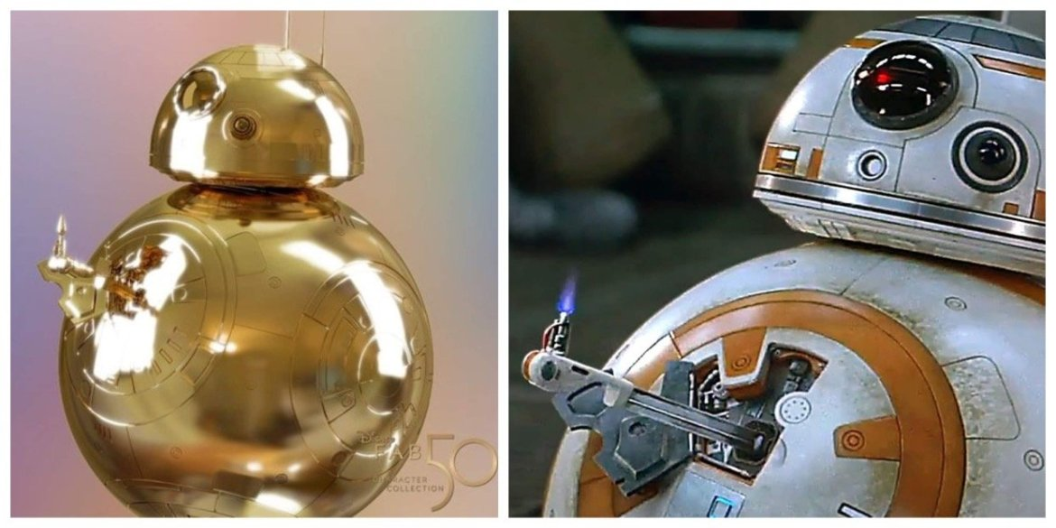 BB-8 is the next Disney Fab 50 statue