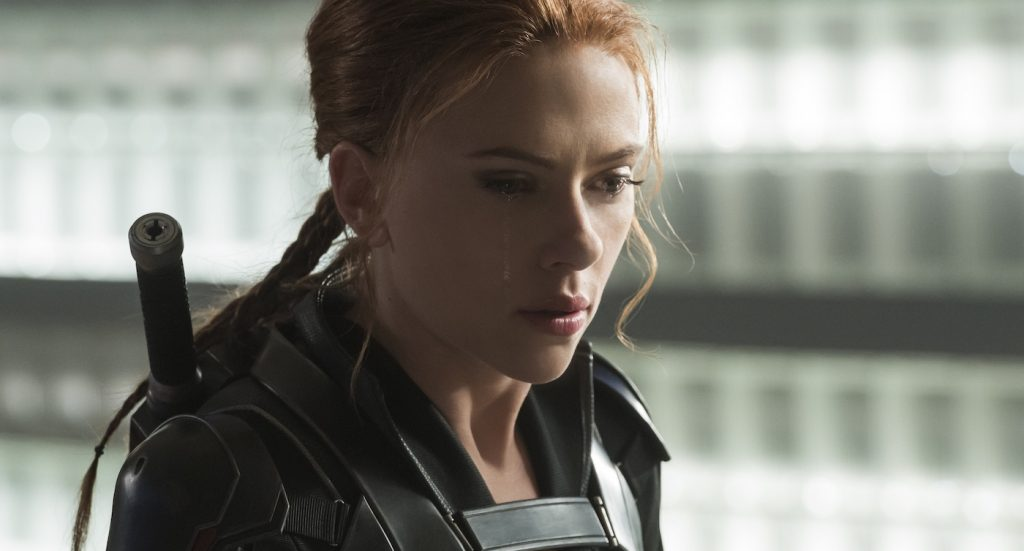 Scarlett Johansson Responds to Disney's Backlash Over 'Black Widow' Lawsuit