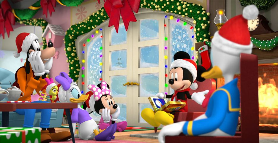 """New """"Mickey and Minnie Wish Upon a Christmas"""" Special Coming This Holiday Season"""