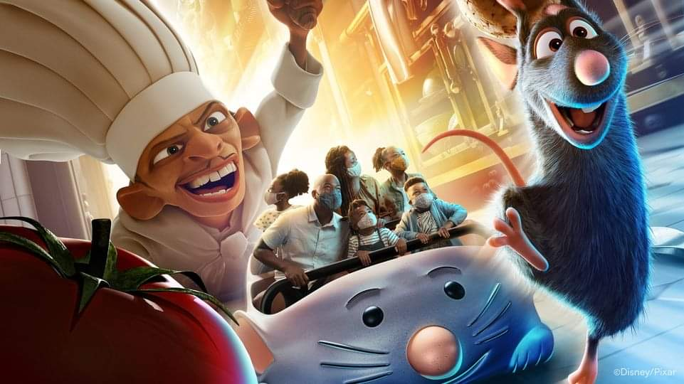 Disney Vacation Club Members will get Sneek Peek of Remy's Ratatouille Adventure