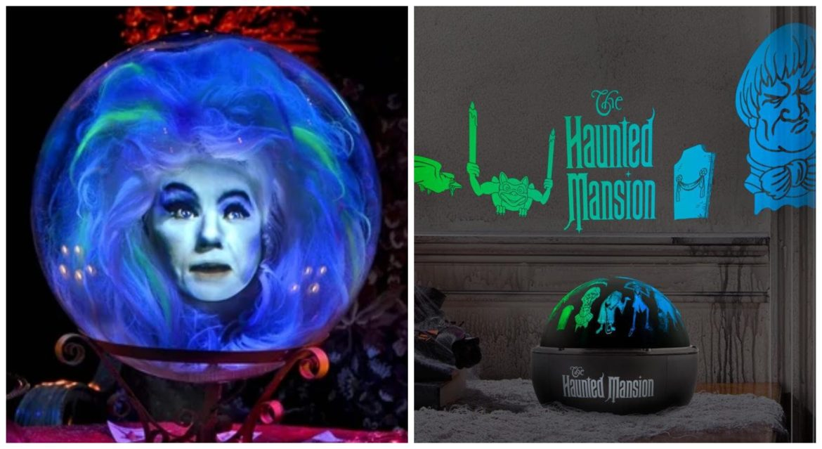 Disney and Lowes Now Offering 'Haunted Mansion' Light Projector In Time for Halloween