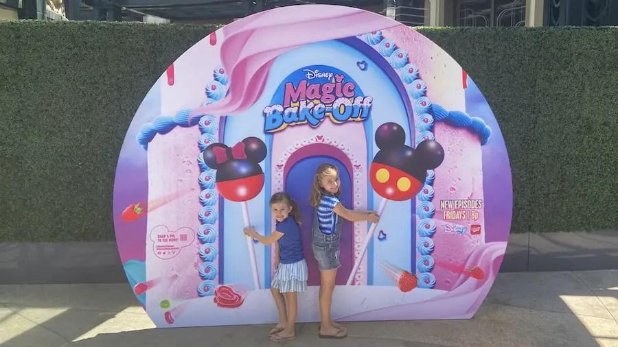 'Disney's Magic Bake-Off' Comes to Disney Springs & Downtown Disney