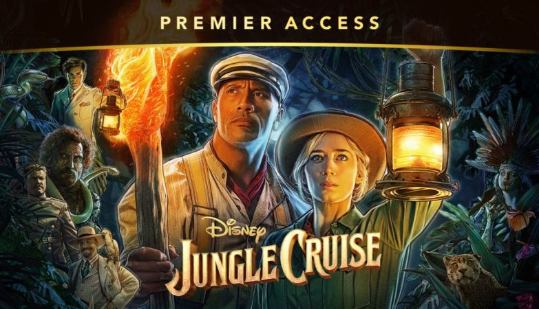 Disney's 'Jungle Cruise' Sails into #1 Spot at the Box Office During Opening Weekend 2