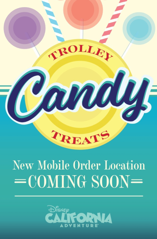 Disney Snacks and Treats coming to Disney's Mobile Order 4