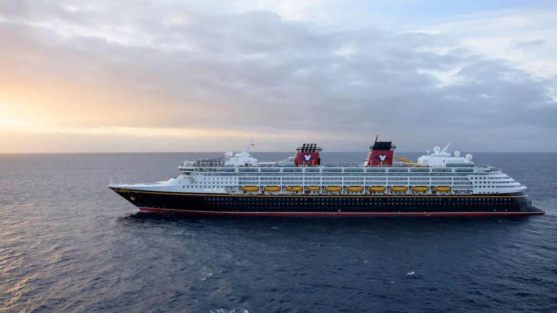 Disney Wonder heads to the West Coast