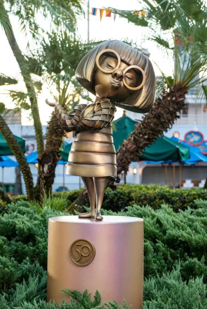 Disney Fab 50 Statues arrive in Hollywood Studios 4