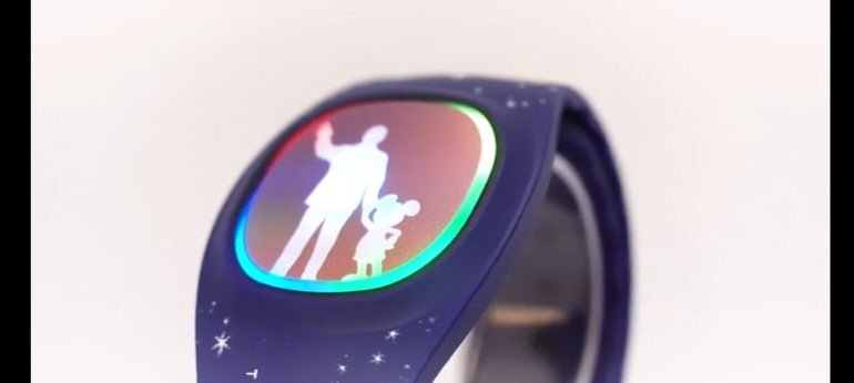 All-new Magic Band + coming to Disney!