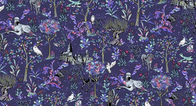 Vera Bradley + Harry Potter Launch New Forbidden Forest Collection! 2