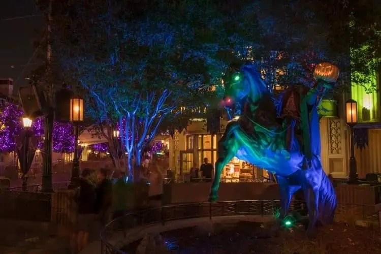 Halloween Returns to the Disneyland Resort 15