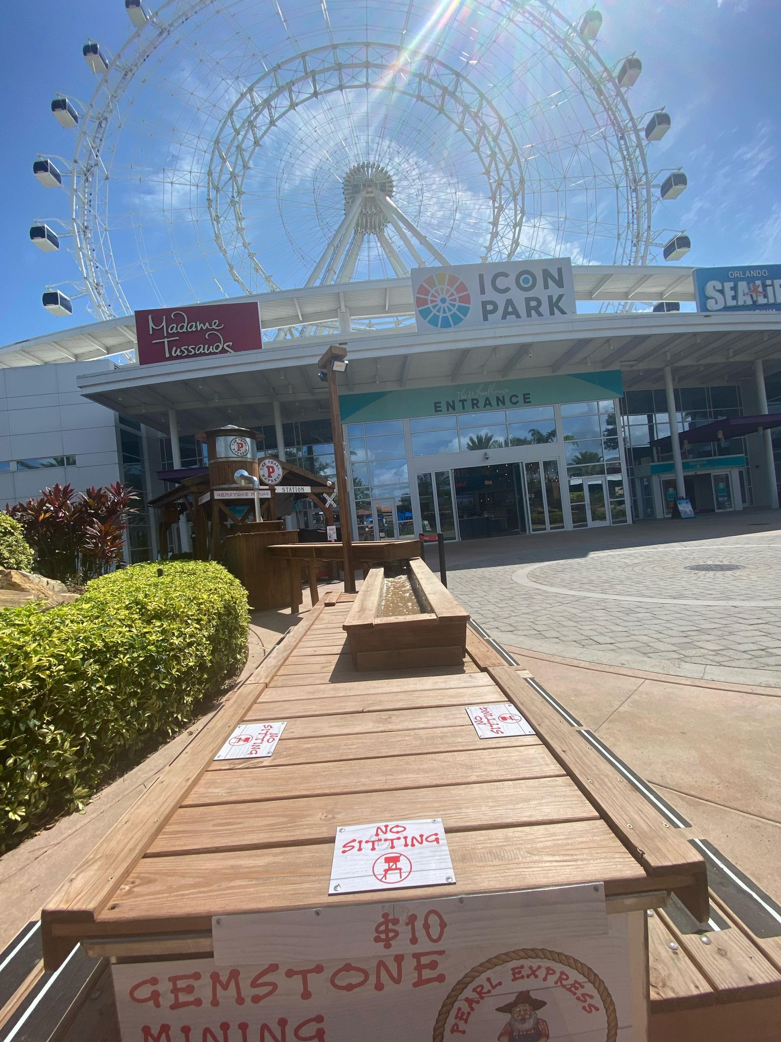 ICON Park offers Labor Day deal for kids 1