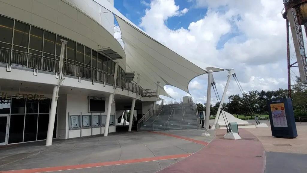 Walls are down around Cirque Du Soleil in Disney Springs 3