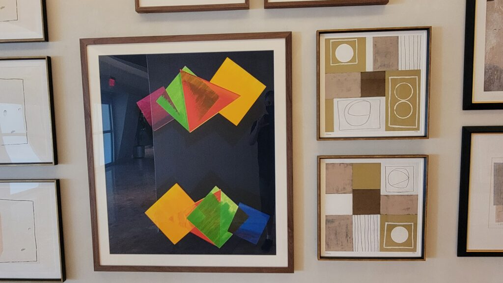 Mary Blair artwork now on display in Disney's Contemporary Resort 2