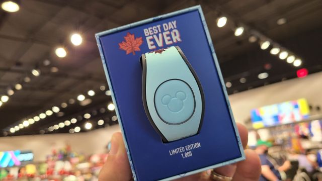 Canada MagicBand