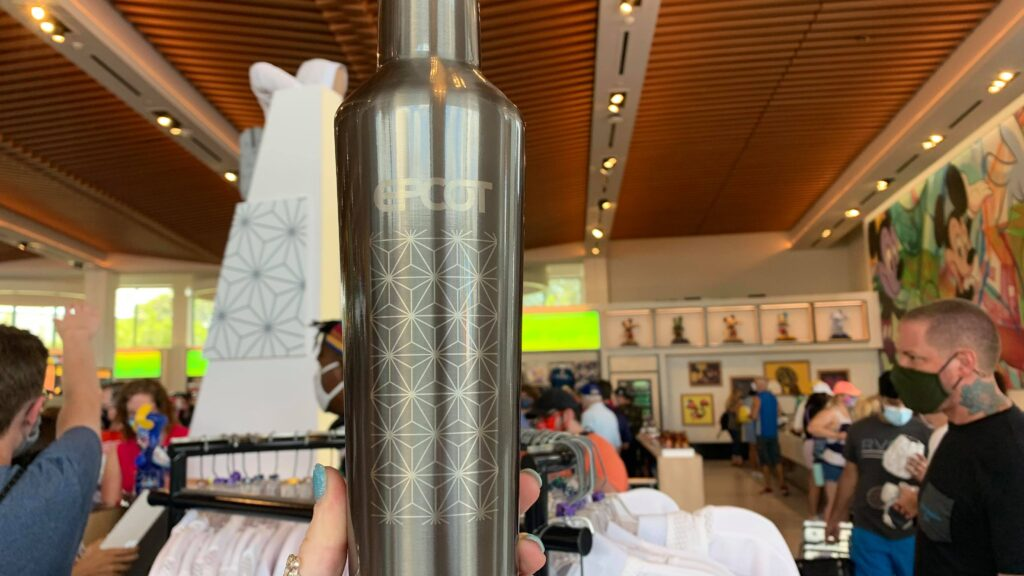 First Look at the All-New Merchandise at the Creations Shop in Epcot 13